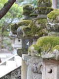 A Stone Lantern Photographic Print by Ryuji Adachi