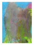 The Blue Sky and Spring in the Morning. Giclee Print by Mariko Miyake
