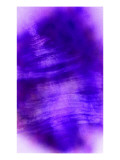 Nirvana: I Know the Wind of Blue Purple Giclee Print by Masaho Miyashima