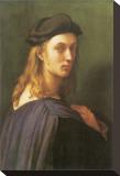 Bindo Altoviti Reproduction transférée sur toile par  Raphael