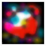 Abstract 80 Giclee Print by Shiroki Kimaneka