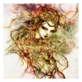 Thallium Giclee Print by Meiya Y