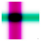 Abstract 64 Giclee Print by Shiroki Kimaneka