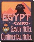 Egypt, Cairo Stretched Canvas Print
