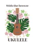 Flower White Giclee Print by Ikuko Kowada