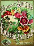 Richard Smith Catalogue Plaque en métal