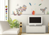 Hip Hop Wall Decal