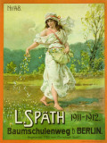 L Spath No. 138 Tin Sign