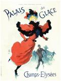 Palais De Glace Blikskilt