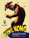 King Kong Tin Sign
