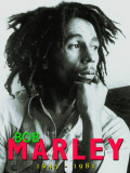 Bob Marley Plechová cedule