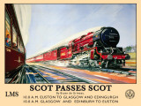 Scot passes Scot Tin Sign