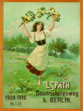 L Spath No. 148 Tin Sign
