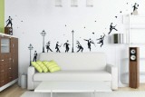 Starlight Dancing Autocollant mural
