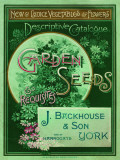 J.Backhouse & Son Tin Sign