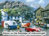 The English Lakes Blikskilt af Kevin Walsh