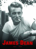 James Dean Plaque en m&#233;tal