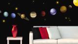 Planètes Autocollant mural
