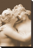 Two Friends Stretched Canvas Print by Antonio Canova