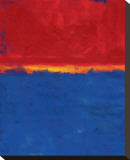 Carmine Thorner - Fugue by Leonardo I Reprodukce na plátně