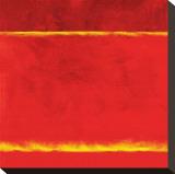 Carmine Thorner - Rocky Road Reprodukce na plátně