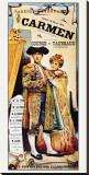 Berlioz, Carmen Stretched Canvas Print