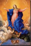 Mariä Himmelfahrt Leinwand von Guido Reni