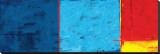One Day with Rothko Reproducción en lienzo de la lámina por Carmine Thorner