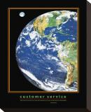 Kundenservice Leinwand