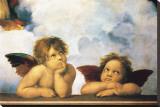 Putten Leinwand von  Raphael