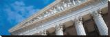Supreme Court, Washington D.C. Stretched Canvas Print