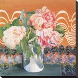 Peonies, c.1920 Leinwand von Charles Rennie Mackintosh