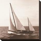 Sailing VIII Reproduction transférée sur toile