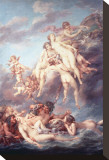The Birth of Venus Płótno naciągnięte na blejtram - reprodukcja autor Jacques Charlier