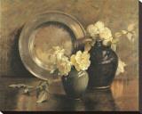 A Study in Greys Leinwand von Bill Reid