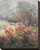 A Garden in September Leinwand von Bill Reid