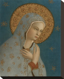 Madonna della Pace, c.1387-1455 Stretched Canvas Print by  Fra Angelico