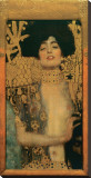 Judith I, c.1901 Stretched Canvas Print by Gustav Klimt