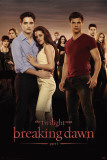 Twilight 4 - Breaking Dawn - Group Plakat
