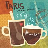 Cup-les I Prints by Veronique Charron