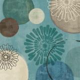 Flora Mood II Kunstdrucke von Veronique Charron