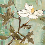 White Trellis I Prints by Lisa Snow Lady