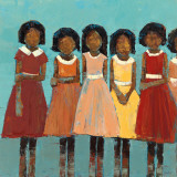 The Dance Posters af Rebecca Kinkead