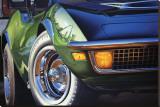 Corvette 1970 in St. Louis キャンバスプリント : グレアム・レイノルド