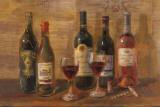 Dégustation de vins Posters par Danhui Nai