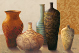 Decorative Vessels Poster af Kristy Goggio