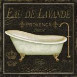 Bain de Luxe I Prints by Daphne Brissonnet