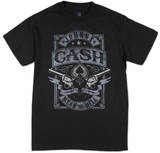 Johnny Cash - Mean As Hell T-shirts