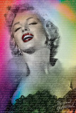 Marilyn Monroe Words Posters