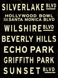 Los Angeles Sign Prints